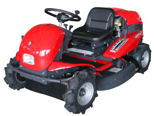 Riding grass mower ME Type